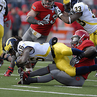 Ohio State vs Michigan - November 27, 2010
