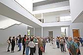 Innenansichten der Neuen Kunsthalle