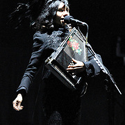 PJ Harvey at Bestival 2011