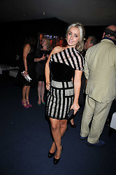 LOUISE REDKNAPP at the annual GQ Awards held at the Royal Opera House, Covent Garden, London on 8th September 2009.