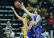 NCAA Women's Basketball - Drake v Iowa - December 20, 2011