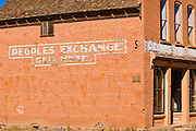 People's Exchange building, Escalante, Utah