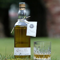 Lindores Abbey Whisky produced by Drew McKenzie-Smith..Pictured at Lindores Abbey, Newburgh, Fife.<br /><br />Picture by Graeme Hart.<br />Copyright Perthshire Picture Agency<br />Tel: 01738 623350  Mobile: 07990 594431
