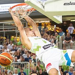 20160914: SLO, Basketball - FIBA EuroBasket Qualifiers 2017, Slovenia vs Bulgaria