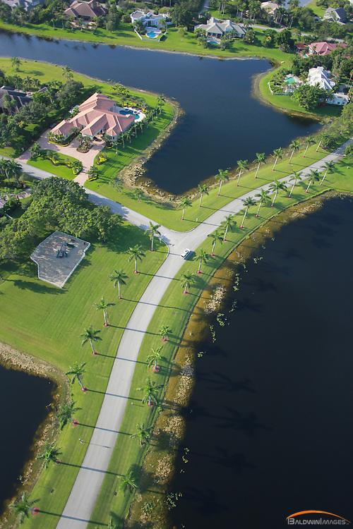 Aerial of Weston