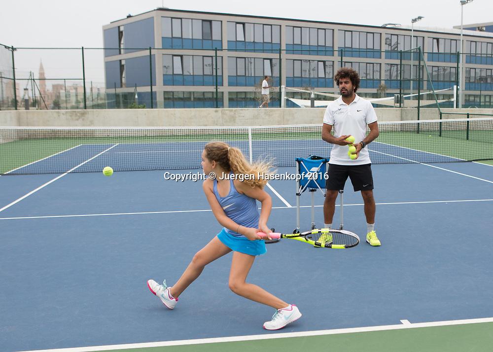 Rafa Nadal Academy in Manacor, Mallorca<br /> <br />  - Rafa Nadal Academy -  -  Rafa Nadal Academy - Manacor - Mallorca - Spanien  - 26 October 2016. <br /> &copy; Juergen Hasenkopf