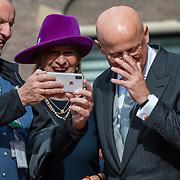 NLD/Den Haag/20190917 - Prinsjesdag 2019, Ferdinand Grapperhaus