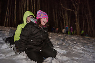 Memorial Hill Sledding Party 9Feb18