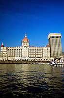 The Taj Mahal Hotel and the Taj Mahal Intercontinental, Mumbai (Bombay), Maharashtra, India
