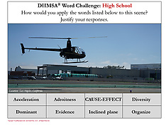 DIIMSA Word Challenge on Twitter (Review Samples)