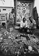 Togo - Lome medicine stall