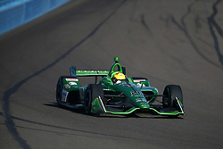 February 9, 2018 - Avondale, Arizona, United States of America - February 08, 2018 - Avondale, Arizona, USA: Spencer Pigot (21) takes to the track for the Prix View at ISM Raceway in Avondale, Arizona. (Credit Image: © Justin R. Noe Asp Inc/ASP via ZUMA Wire)