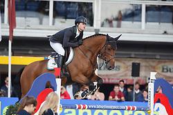 Kuipers Doron, (NED), Kerswin van't Roosakker<br /> FEI World Breeding Jumping Championships<br /> Lanaken 2015<br /> © Hippo Foto - Dirk Caremans<br /> 20/09/15
