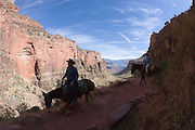 Angel Bright Trail, Grand Canyon National Park, Arizona
