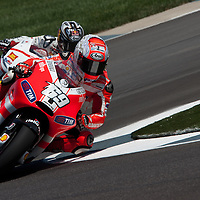 2011 MotoGP World Championship, Round 12, Indianapolis, USA, 28 August 2011, Nicky Hayden