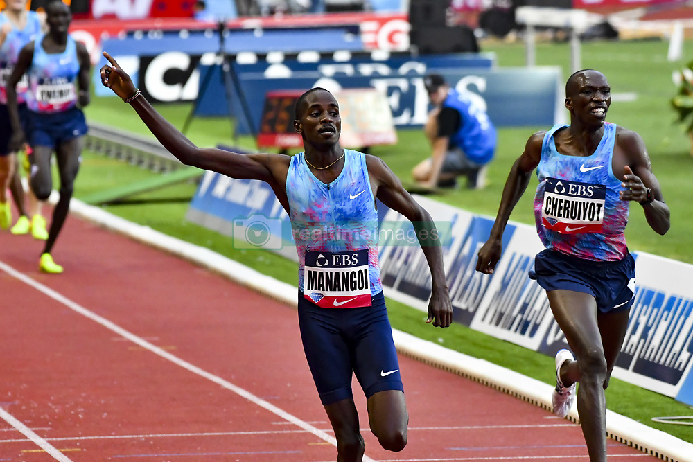 July 21, 2017 - France - Manangoi (Kenya) - Timothy Cheruiyot (Kenya) - 1500 metres hommes (Credit Image: © Panoramic via ZUMA Press)