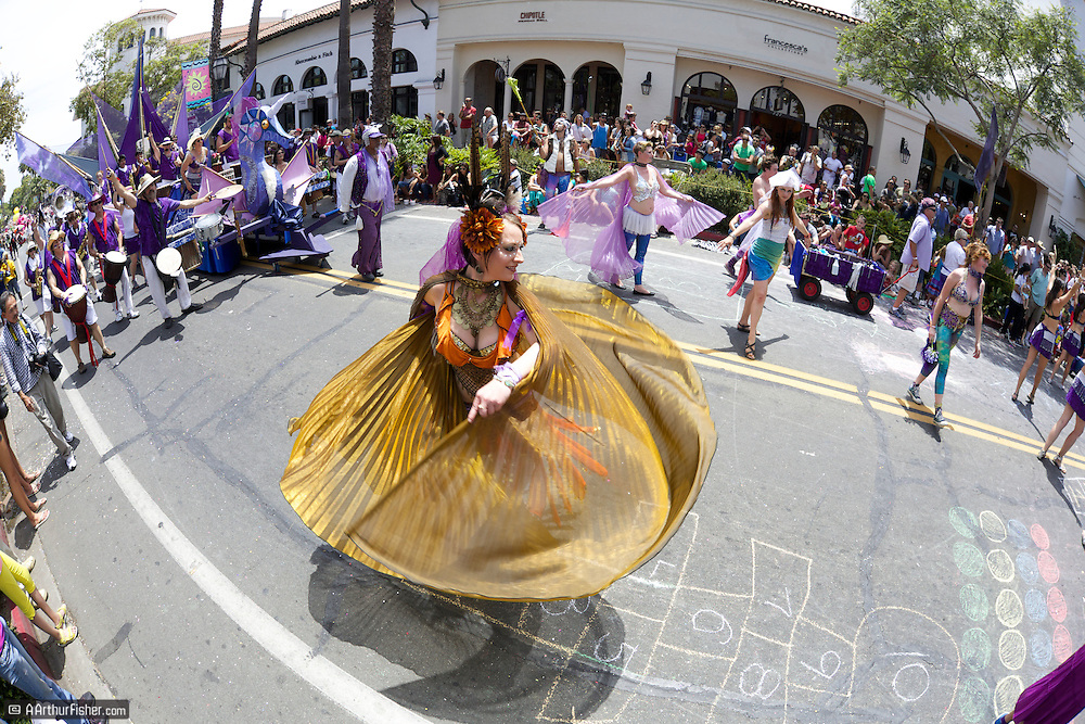 Summer Solstice Parade 140621