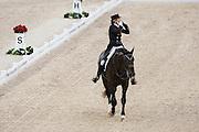 Tina Konyot - Calecto V<br /> Alltech FEI World Equestrian Games™ 2014 - Normandy, France.<br /> © DigiShots