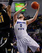 NCAA Basketball - Indiana State Sycamores vs Wichita State Shockers - Terre Haute, IN