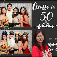 Cleofe 50th Birthday