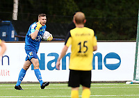 Fotball ,Post-nord ligaen ,  <br /> 10.09.17<br /> Nammo Stadion<br /> Raufoss v HamKam 2-0<br /> Foto : Dagfinn Limoseth , Digitalsport<br /> Lukasz  Zdzislaw Jarosinski  , HamKam