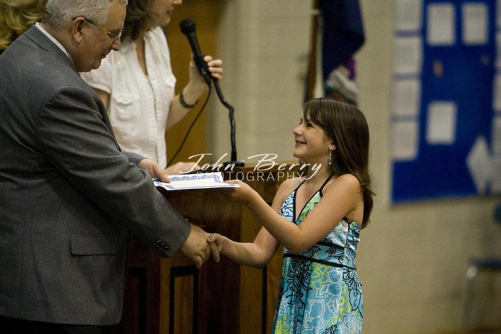 Wetsel Eighth Grade Graduation .6/4/2008....