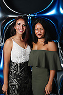 Adelaide 36ers and Adelaide Lightning MVP Dinner at the Titanium Security Arena. L to R Alexandra Ciabattoni and Jordan Hunter