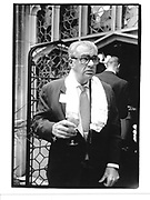 Henry Luce at cocktail party for King Jigme Parwar Bista of the Kindom of Lo Explorer club 15 June 1995© Copyright Photograph by Dafydd Jones 66 Stockwell Park Rd. London SW9 0DA Tel 020 7733 0108 www.dafjones.com