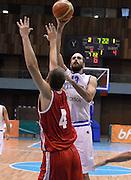 DESCRIZIONE : Sarajevo torneo internazionale Italia - Bielorussia<br /> GIOCATORE : Luigi Datome<br /> CATEGORIA : nazionale maschile senior A <br /> GARA : Sarajevo torneo internazionale Italia - Bielorussia <br /> DATA : 21/07/2014 <br /> AUTORE : Agenzia Ciamillo-Castoria
