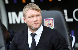 Peterborough United Manager Grant McCann - Mandatory by-line: Joe Dent/JMP - 26/08/2017 - FOOTBALL - Sixfields Stadium - Northampton, England - Northampton Town v Peterborough United - Sky Bet League One