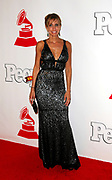 Lilly Estefan attends the Latin Grammy After Party at the Mandalay Bay Hotel in Las Vegas, Nevada on November 5, 2009.