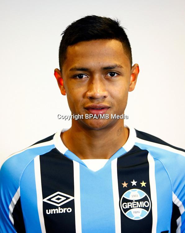 Brazilian Football League Serie A / <br /> ( Gremio Foot-Ball Porto Alegrense ) - <br /> Wesley Claudio Campos &quot; Wesley &quot;