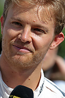 ROSBERG nico (ger) mercedes gp mgp w06 ambiance portrait during 2015 Formula 1 FIA world championship, Spain Grand Prix, at Barcelona Catalunya from May 8th to 10th. Photo Gregory Lenormand / DPPI