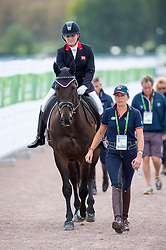 Natasha Baker, (GBR), Cabral - Team Competition Grade II Para Dressage - Alltech FEI World Equestrian Games™ 2014 - Normandy, France.<br /> © Hippo Foto Team - Jon Stroud <br /> 25/06/14