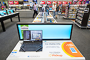 ROGERS, AR - OCTOBER 12:  The Entertainment Department at Walmart Store #4208 on October 12, 2015 in Rogers, Arkansas.  <br /> CREDIT Wesley Hitt for Wall Street Journal<br /> WALSQUEEZE
