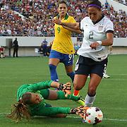 Brazil US Women Soccer