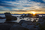 Bonzai Rock, Lake Tahoe