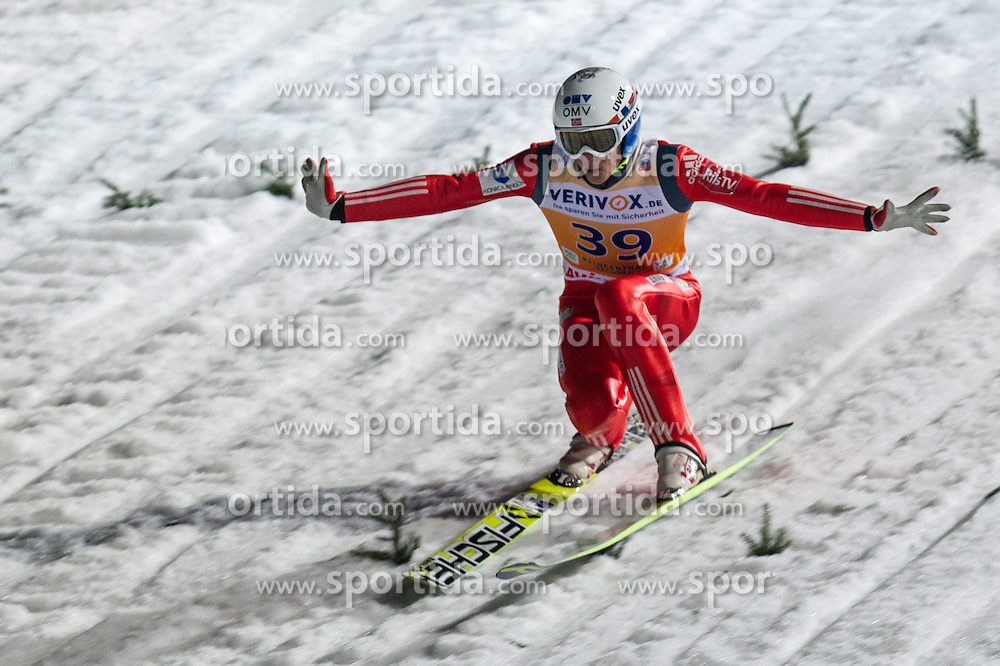 21.11.2014, Vogtland Arena, Klingenthal, GER, FIS Weltcup Ski Sprung, Klingenthal, Herren, HS 140, Qualifikation, im Bild RUNE VELTA // during the mens HS 140 qualification of FIS Ski jumping World Cup at the Vogtland Arena in Klingenthal, Germany on 2014/11/21. EXPA Pictures &copy; 2014, PhotoCredit: EXPA/ Newspix/ Katarzyna Plewczynska<br /> <br /> *****ATTENTION - for AUT, SLO, CRO, SRB, BIH, MAZ, TUR, SUI, SWE only*****