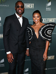 Los Angeles Premiere Of Spectrum's Originals 'L.A.'s Finest' held at Sunset Tower Hotel on May 10, 2019 in West Hollywood, Los Angeles, California, United States. 10 May 2019 Pictured: Dwyane Wade, Gabrielle Union. Photo credit: Xavier Collin/Image Press Agency / MEGA TheMegaAgency.com +1 888 505 6342