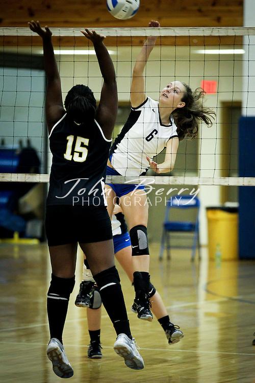 September/13/11:  MCHS Varsity Volleyball vs Manassas Park.  Madison wins 3-0 (25-18, 25-19, 25-22).