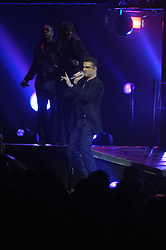 FILE - Singer George Michael performs at the Bank Atlantic center on August 03, 2008 in Sunrise, Florida.<br /> 03 Aug 2016<br /> Pictured: George Michael.<br /> Photo credit: TBA / MEGA<br /> <br /> TheMegaAgency.com<br /> +1 888 505 6342
