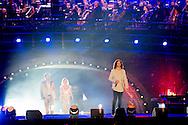 5-5-2016 AMSTERDAM - ali b  Queen Maxima and King Willem-Alexander and at the liberation concert at the Amstel in Amsterdam. (Afsluiting Nationale Viering van de Bevrijding) COPYRIGHT ROBIN UTRECHT<br /> 5-5-2016  AMSTERDAM - Koning Willem-Alexander , Koningin Maxima en minister-president Rutte zijn woensdagavond 4 mei aanwezig bij de Nationale Herdenking in Amsterdam. De Koning en Koningin en de minister-president wonen op 5 mei 's avonds in Amsterdam het concert bij ter gelegenheid van de afsluiting van de Nationale Viering van de Bevrijding. COPYRIGHT ROBIN UTRECHT
