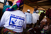 Ghana Polio Vaccination Campaign