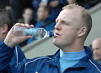 Photo: Ashley Pickering.<br />Norwich City v Coventry City. Coca Cola Championship. 24/02/2007.<br />Coventry manager Iain Dowie