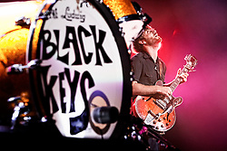 The Black Keys perform at The Fox Theater, Oakland CA 9/30/10