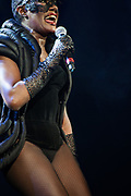 Grace Jones performs at the Island 50 concert - London 2009
