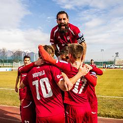 20190224: SLO, Football - Prva liga Telekom Slovenije 2018/19, NK Triglav vs NK Aluminij