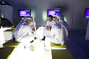 ABU DHABI- Opening party  for Media center