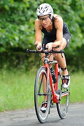 20.06.2010, Kobenz, AUT, X Trim Triathlon, im Bild Barbara Tesar (Union Tridevils Graz) ., EXPA Pictures © 2010, PhotoCredit: EXPA/ S. Zangrando / SPORTIDA PHOTO AGENCY