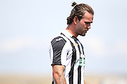 Peacehaven Stacy Freeman during the Pre-Season Friendly match between Peacehaven & Telscombe and Luton Town at the Peacehaven Football Club, Peacehaven, United Kingdom on 18 July 2015. Photo by Phil Duncan.